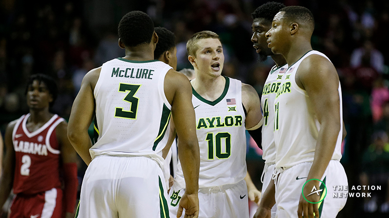 Stuckey's Favorite Thursday NCAA Tournament Bets: Will Baylor Crack the Code of Syracuse's Zone? article feature image