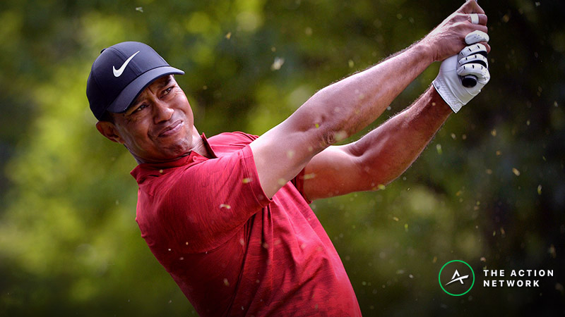 tiger woods 2019 masters player betting  odds preview  the