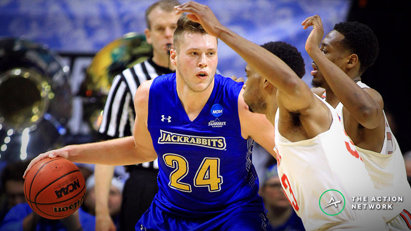 2019 Summit League Tournament Betting Odds, Preview: Can Anybody Stop the Dauminator? article feature image