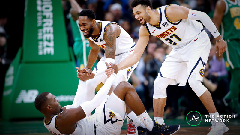 Moore: The Denver Nuggets Have Finally Arrived article feature image