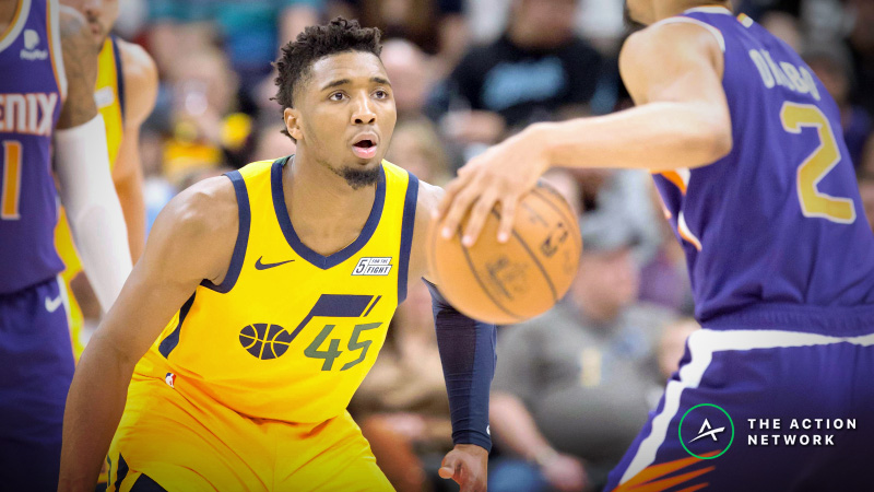 NBA Sharp Report: Wiseguys All Over Pistons-Heat, Jazz-Suns article feature image