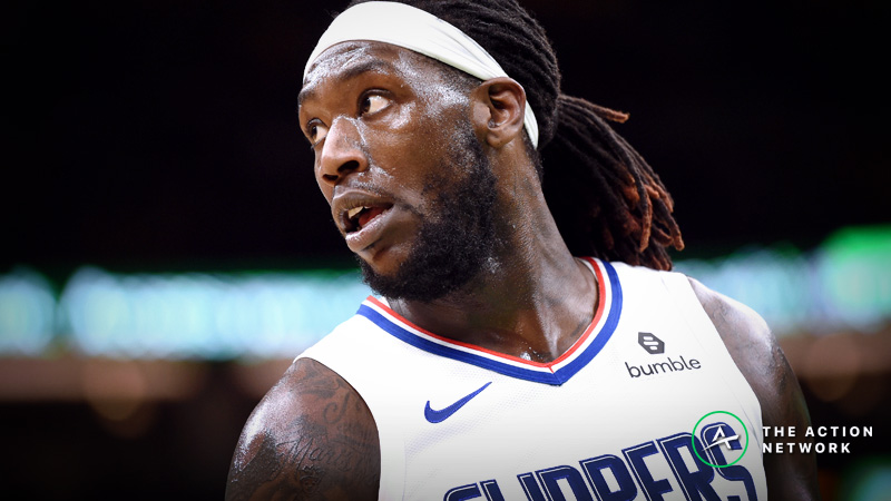 2019 NBA Sixth Man of the Year Odds: Montrezl Harrell Is Undervalued article feature image