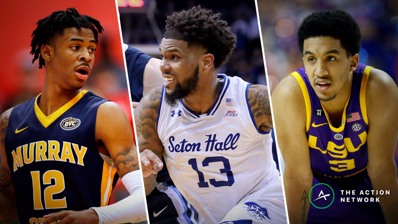NCAA Tournament Betting Picks: Our Staff's 8 Favorite Bets for Thursday article feature image