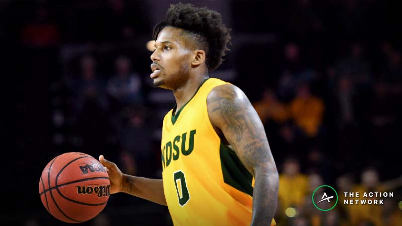 NC Central-North Dakota State Betting Guide: Will Bison Offense Take Over? article feature image