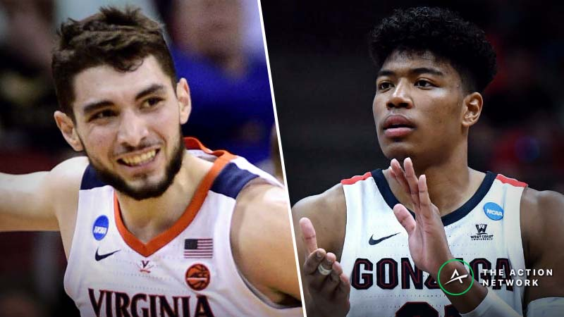 Saturday NCAA Tournament Betting Guides: Odds, Insights, Picks on Gonzaga-Texas Tech, Virginia-Purdue article feature image