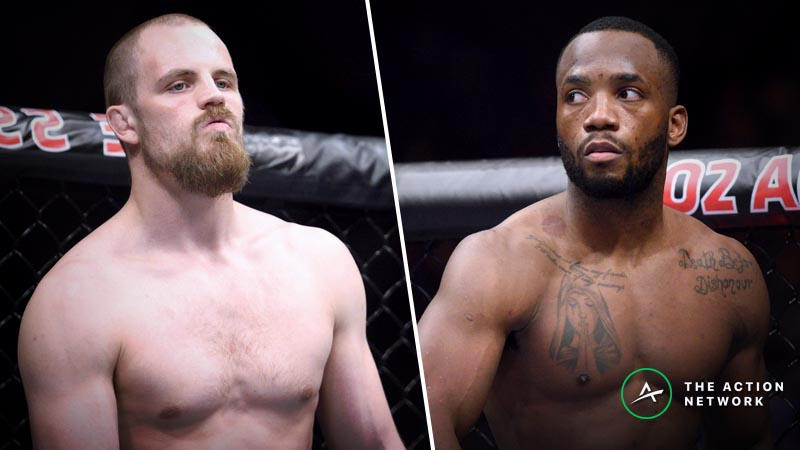 UFC Fight Night 147 Betting Preview: Leon Edwards Looks to Disarm Gunnar Nelson article feature image