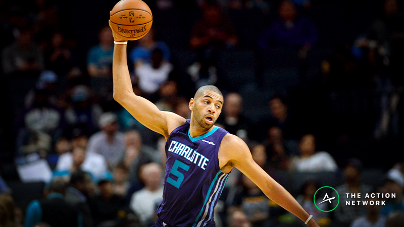 Raybon's Favorite NBA Props for Friday: Nic Batum Over/Under 3.5 Assists? article feature image