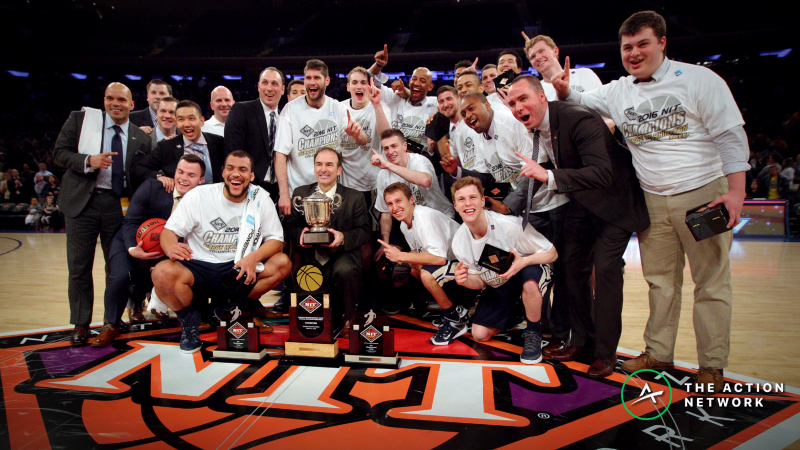 2019 NIT Odds: Opening Spread for Every Game article feature image