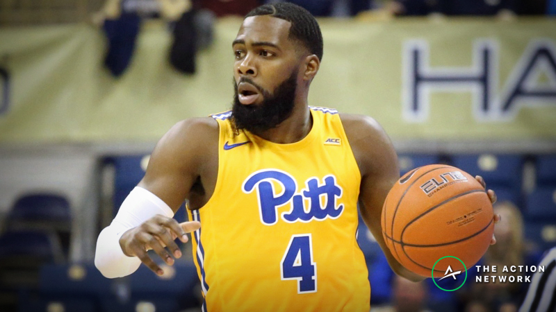 CBB Sharp Report: Pros Betting Pittsburgh-Boston College, 2 Other Tuesday Games article feature image