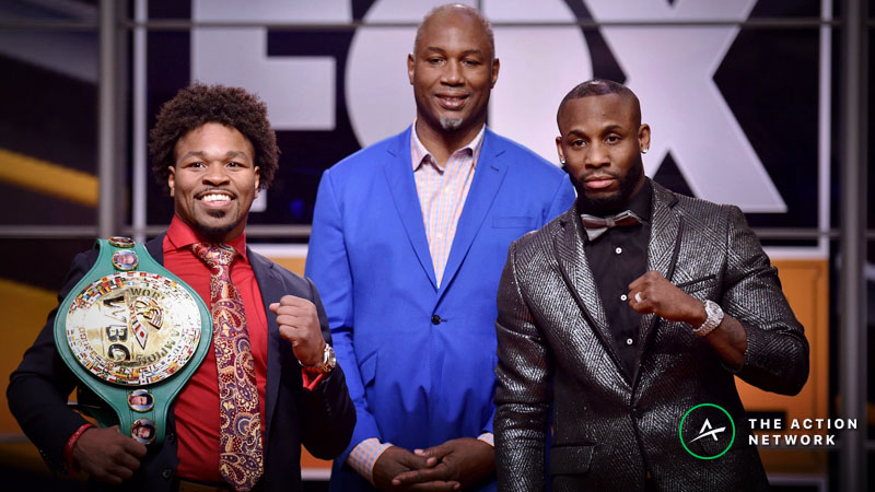 Shawn Porter vs. Yordenis Ugas Betting Guide: Can Showtime Retain His Title? article feature image