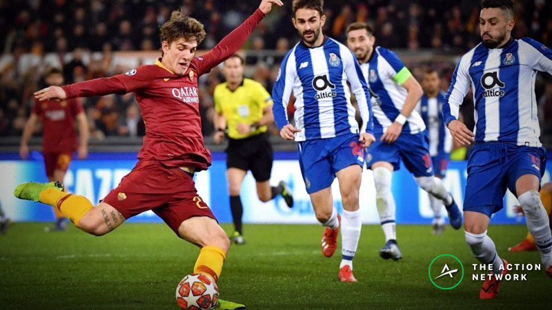 Champions League Round of 16: Back Porto to Beat Roma article feature image