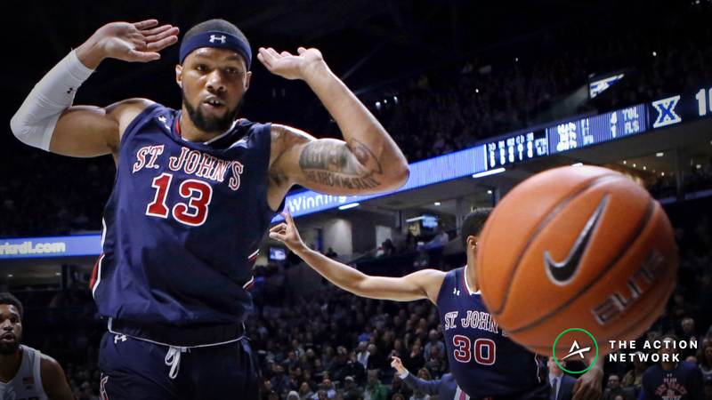 CBB Sharp Report: Pros Betting Depaul-St. John's, 2 Other Wednesday Games article feature image