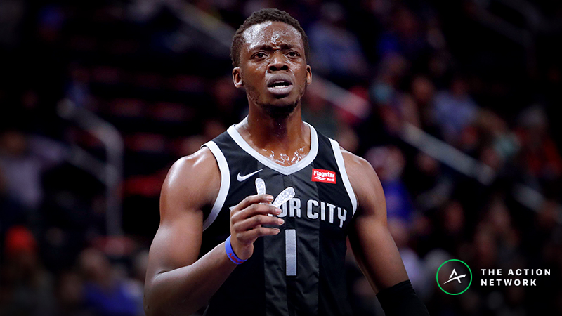 Raybon's Favorite NBA Props for Thursday: Will Reggie Jackson Put Up 17 Points? article feature image