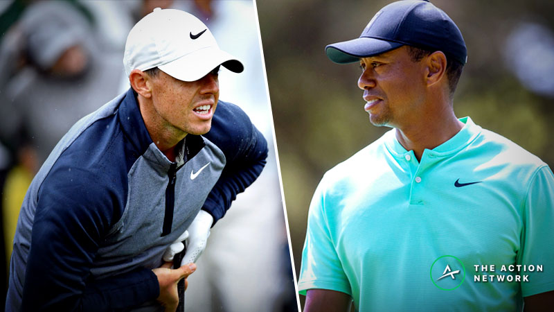 Sobel's Favorite WGC-Match Play Bets: Rory Owns an Edge Over Tiger article feature image