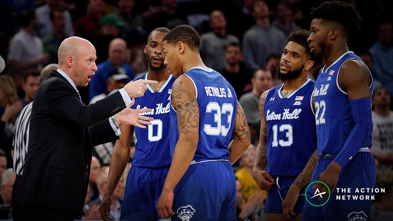 Big East Tournament Championship Betting: Will Wildcats Claim Third-Straight Title? article feature image