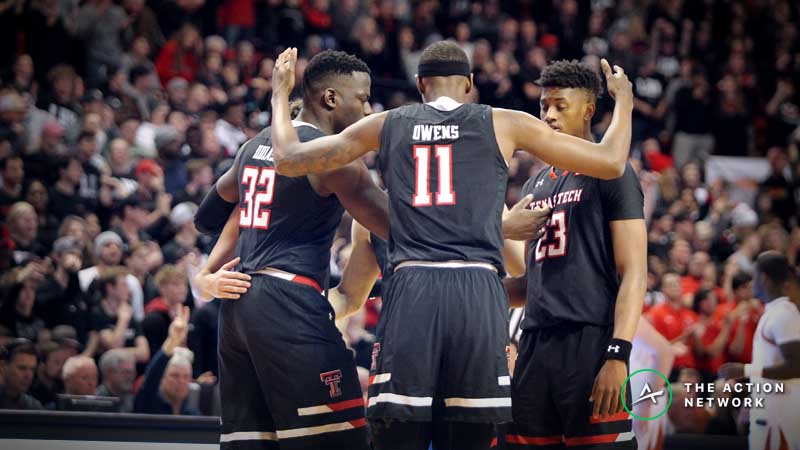 Texas Tech-Northern Kentucky Betting Odds: Opening Spread, Analysis for 2019 NCAA Tournament article feature image