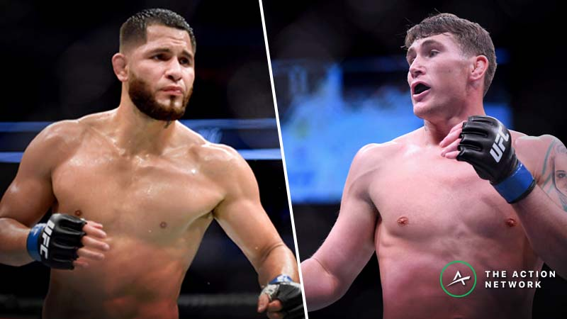 UFC Fight Night 147 Betting Preview: Darren Till and Jorge ...