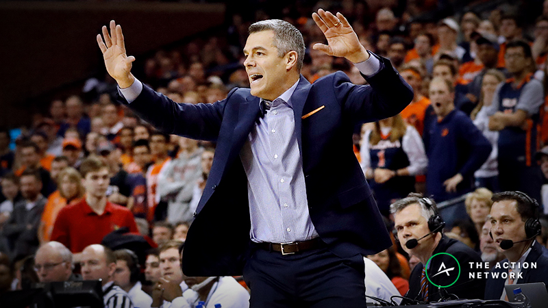 NCAA Tournament Sweet 16 Sharp Report: Pros Betting All 4 Thursday Games article feature image
