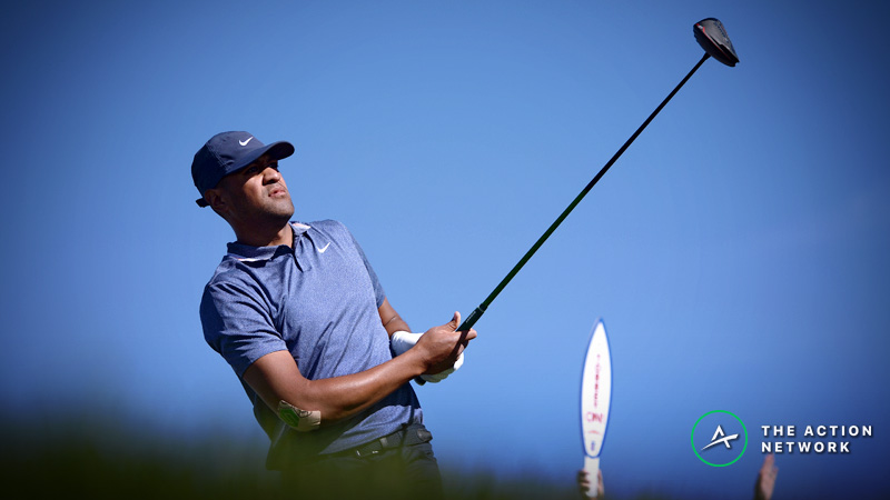 Sobel's Players Championship Matchups: Bet on Tony Finau Going Low in Round 2? article feature image