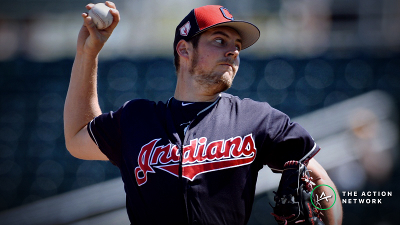 MLB Daily Betting Model, 3/30: Backing Cleveland as a Favorite article feature image