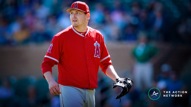 MLB Opening Day Prop Bets: Will Trevor Cahill Strike Out 5 Batters in his Return to Oakland? article feature image