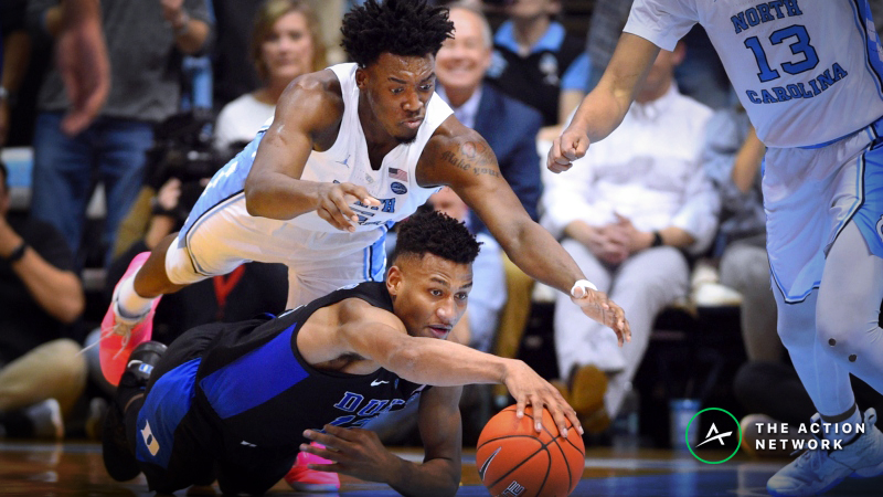 Duke-North Dakota State Betting Odds: Spread, Analysis for 2019 NCAA Tournament article feature image