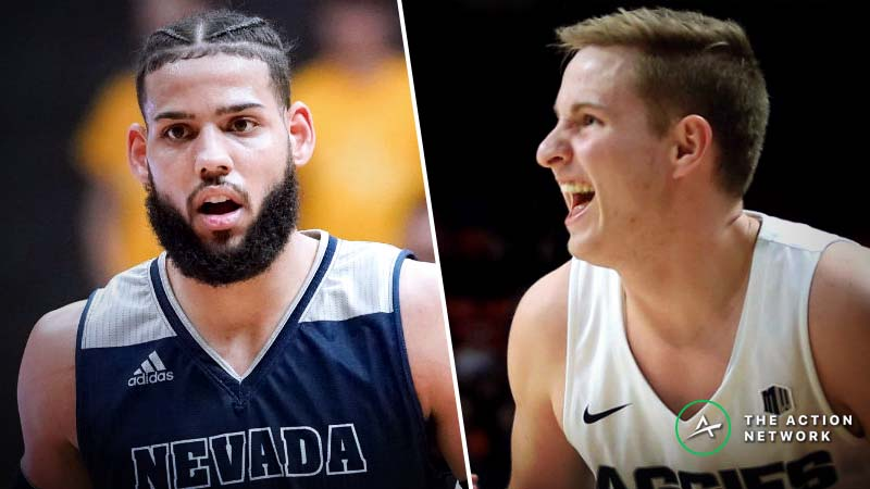 Nevada-Utah State Betting Guide: Will Raucous Environment or Experience Win Out? article feature image