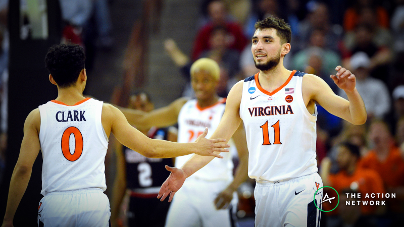 NCAA Tournament Sweet 16 Model: Best Bets to Survive This Weekend, Based on Historical Profiles article feature image