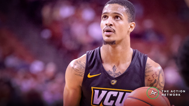 CBB Sharp Report: Pros Betting St. Joseph's-VCU, Two Other Friday Games article feature image