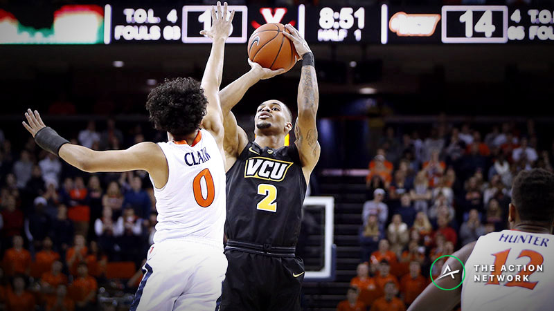 2019 Atlantic 10 Tournament Betting Odds, Preview: VCU the Clear Favorite in Brooklyn article feature image