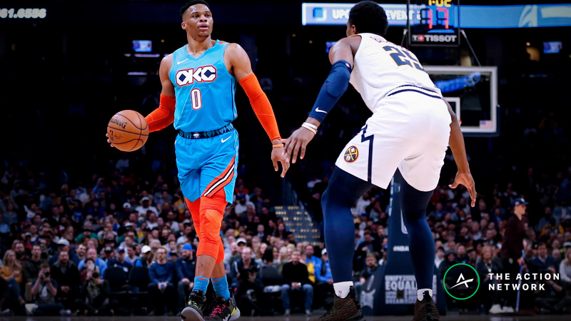 Nuggets-Thunder Betting Preview: Is Denver Vulnerable on the Road? article feature image