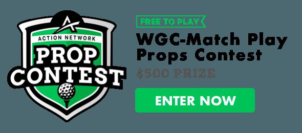 world golf match play betting line