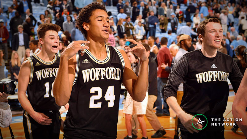 2019 Southern Conference Tournament Betting Odds, Preview: Can Anyone Stop Wofford? article feature image