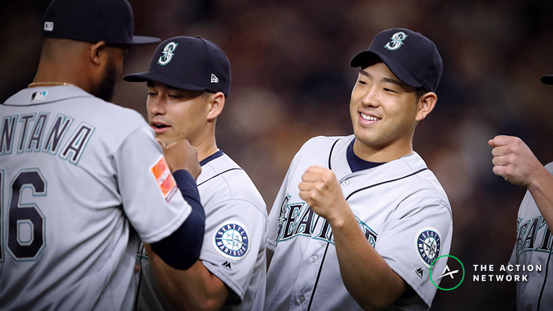 Mariners-Athletics Betting Preview: What to Expect Out of Yusei Kikuchi article feature image