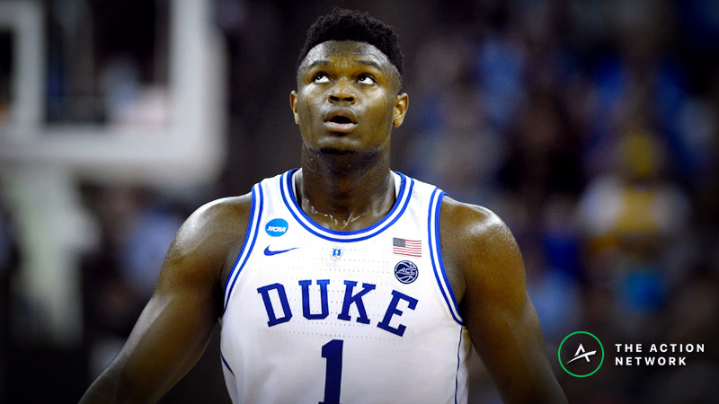 The Try-Ons for Zion: Ranking the Duke Star's Best Fit in the NBA article feature image