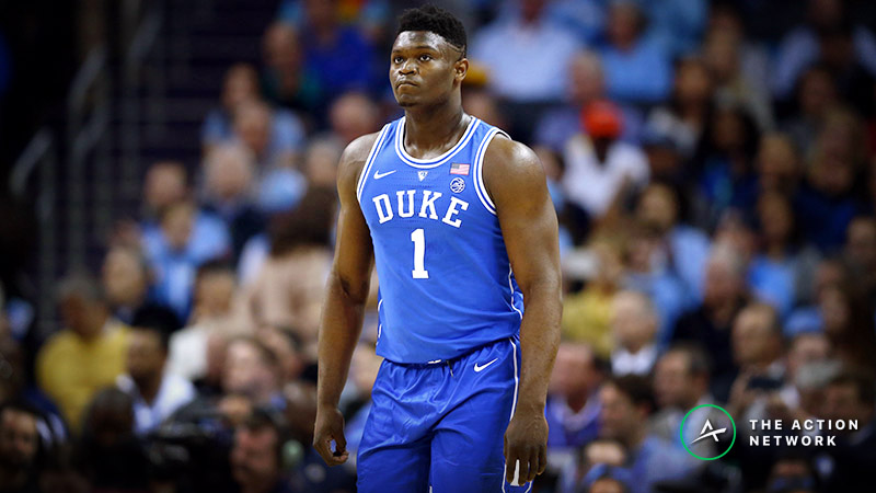 ACC Tournament Championship Betting: Duke or Florida State? article feature image