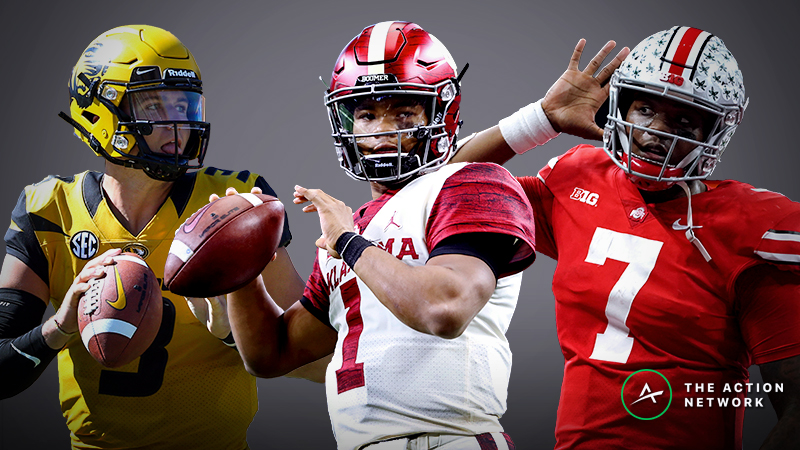 Freedman's 2019 NFL Mock Draft: How Many QBs Will Be Drafted in Round 1? article feature image