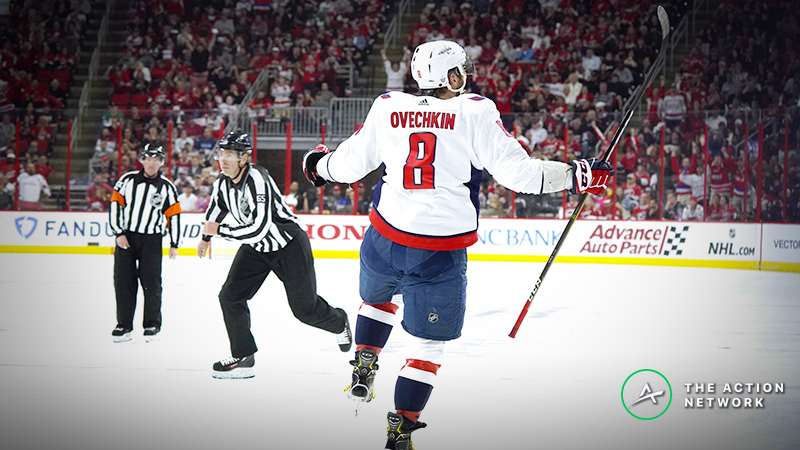 NHL Playoffs Game 6 Betting Odds, Preview: Will Capitals, Stars Advance? article feature image