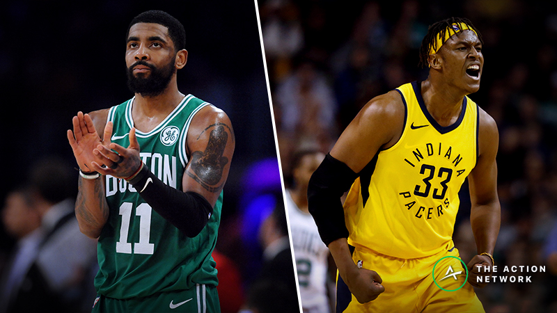 Updated Celtics vs. Pacers Series Odds, Schedule article feature image