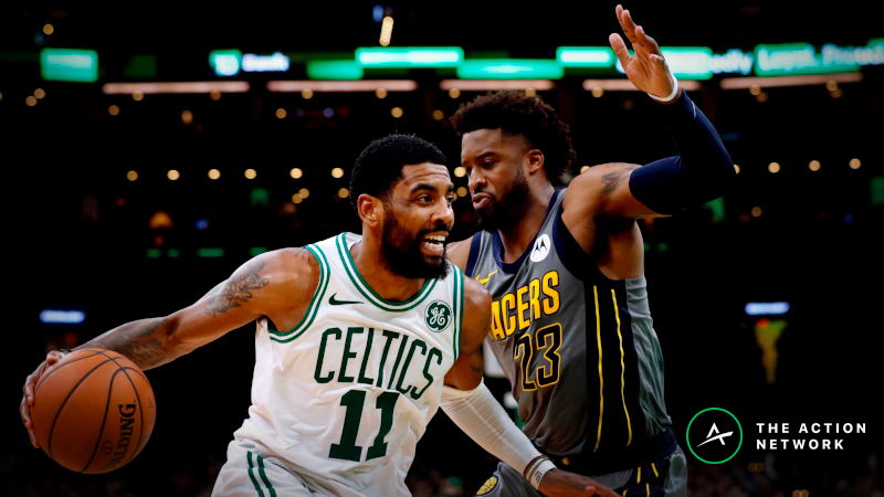 Celtics vs. Pacers Game 2 Betting Preview: Can Indiana Hang With Kyrie & Co? article feature image