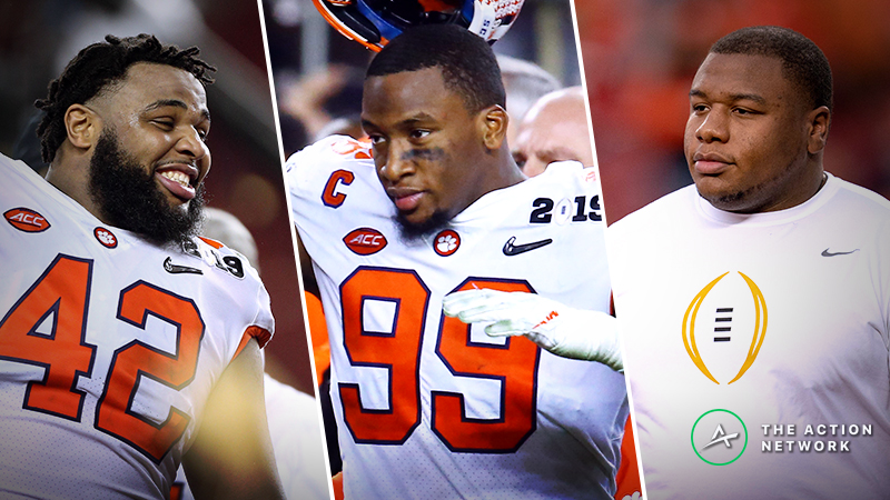 2019 NFL Draft: How Many Clemson Tigers Will Be Drafted in Round 1? article feature image