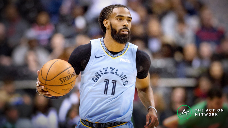 Wednesday's NBA Injury Report: Betting, DFS Impact of Mavericks, Grizzlies Injuries article feature image
