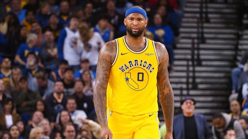 Updated NBA Title Odds: Lakers' Signing of DeMarcus Cousins Doesn't Move the Needle article feature image