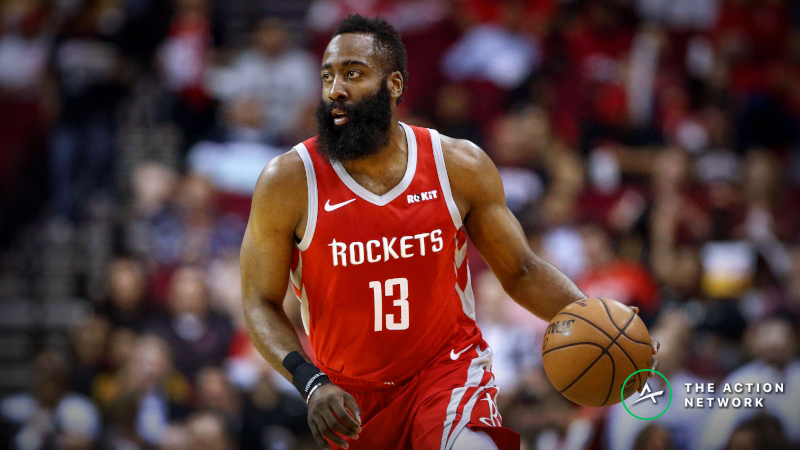 Rockets vs. Jazz Game 2 Betting Preview: Will Houston Keep Rolling? article feature image