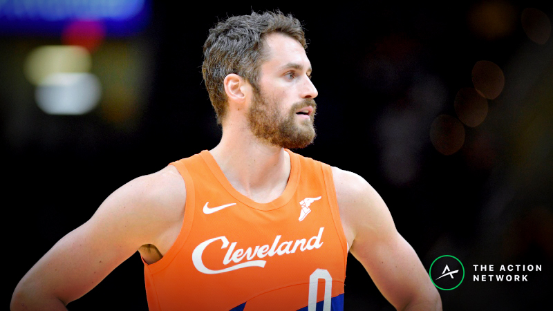 Thursday's NBA Injury Report: Betting, DFS Impact of Cavaliers Injuries article feature image