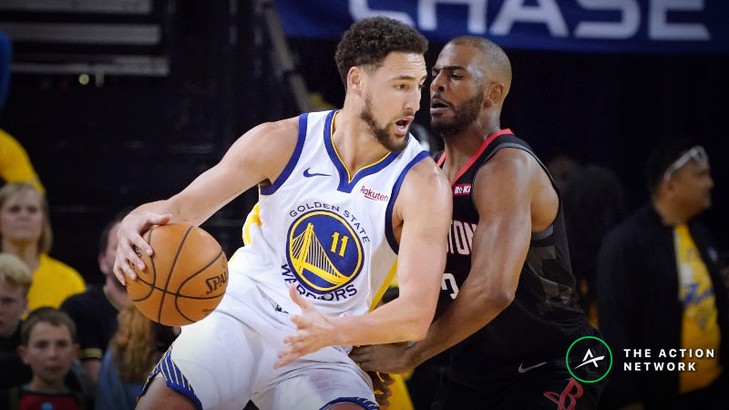 NBA Playoffs Betting Tip: How to Follow Sharp Over/Under Money article feature image