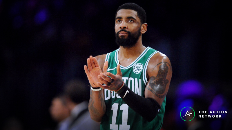 2019 NBA Playoff Picture: Odds, Standings, Magic Numbers, Analysis, More article feature image