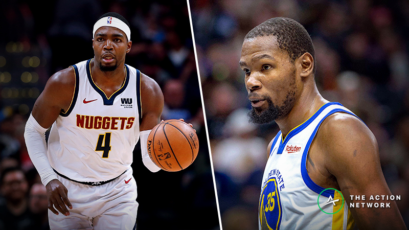 Nuggets-Warriors Betting Preview: Will Denver Turn Things Around in Oracle? article feature image