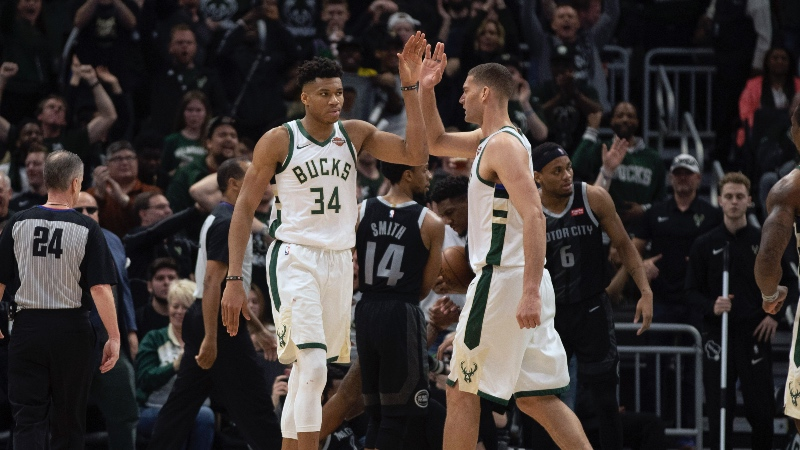 2019-20 NBA Win Total Tracker: How All 30 Teams Are Progressing article feature image