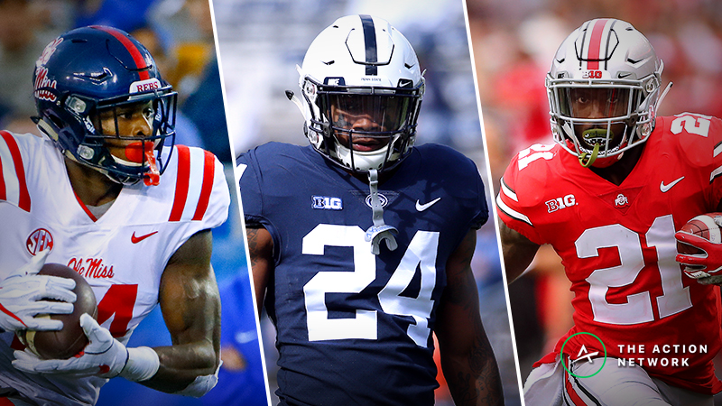 2019 NFL Draft Fantasy Football Analysis for Every Day 2 Pick article feature image